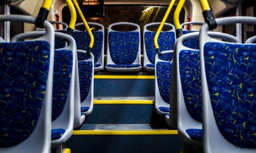 Buses Interiors - High Pressure Laminates