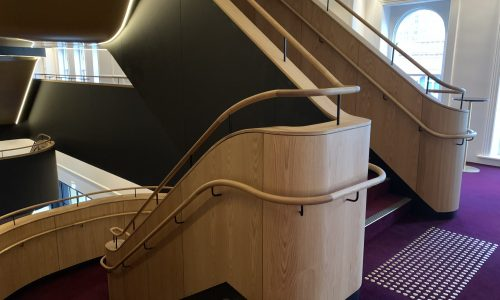 Product: Polaris.Location: Adelaide. Architect: Cox Architecture Joiner:  John Reuther.